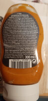 Sauce mammouth - Ingrédients - fr