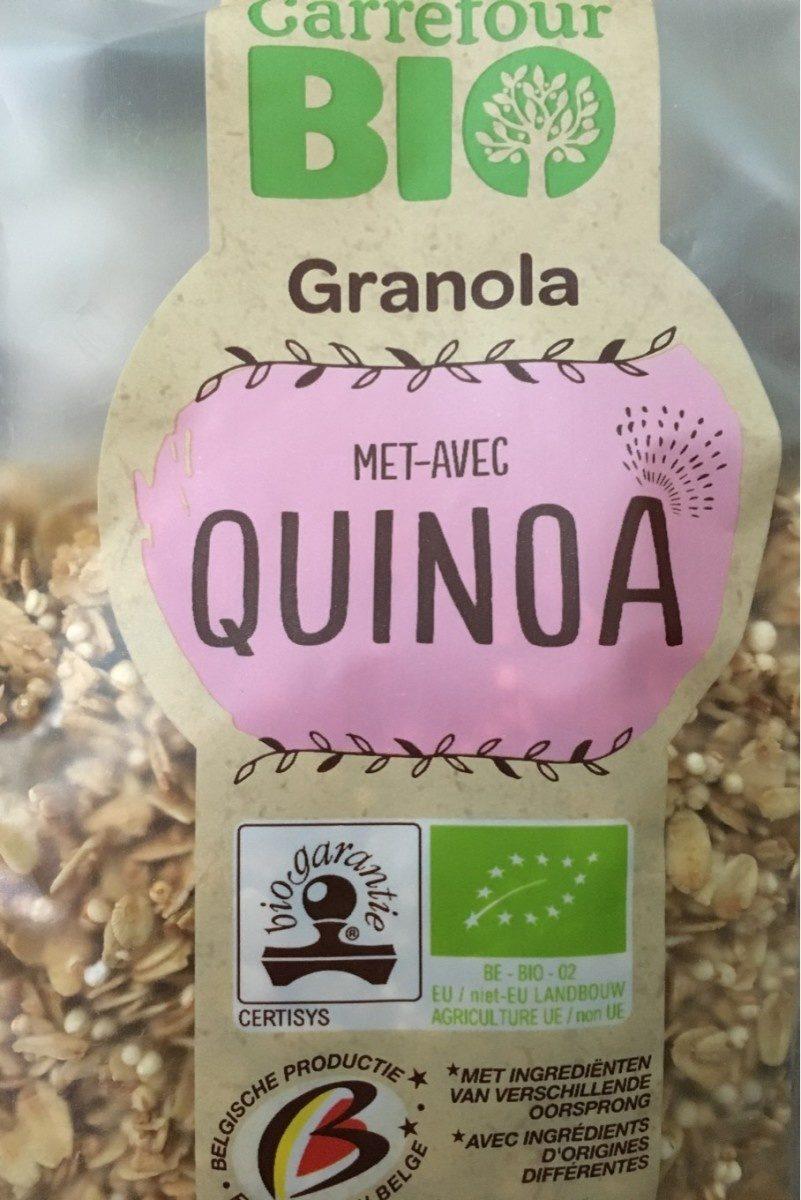Granola avec quinoa - Product