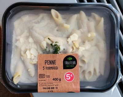 Penne 5 Formaggi - Product