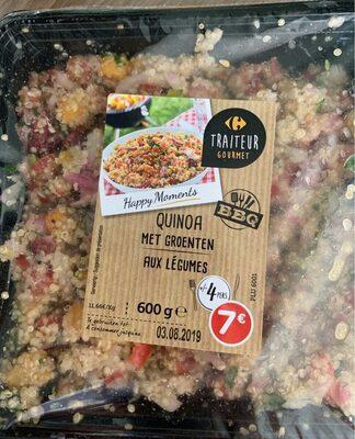 Quinoa aux legumes - Produit - fr