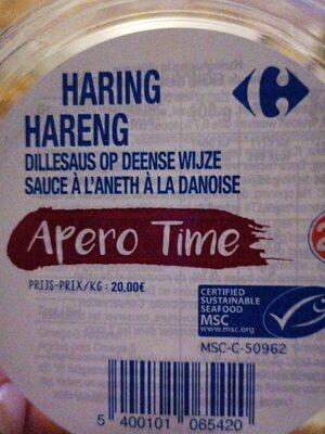 Hareng - Produit - fr