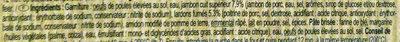 Quiche Lorraine - Ingredients