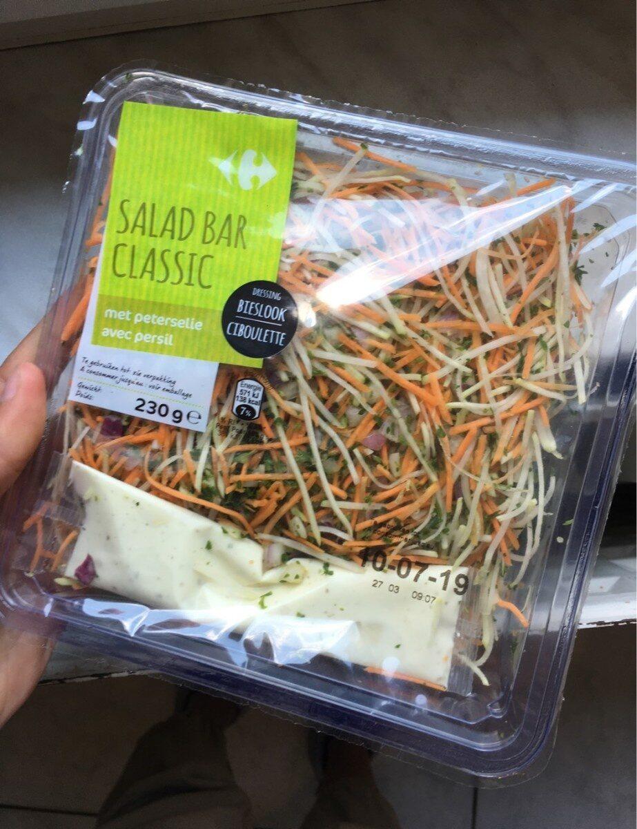 Salad bar classic - Produit - fr