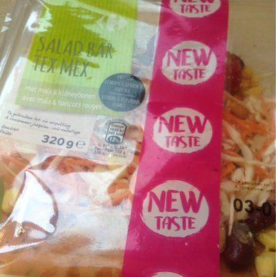 Salade bar Tex-Mex - Produit - fr