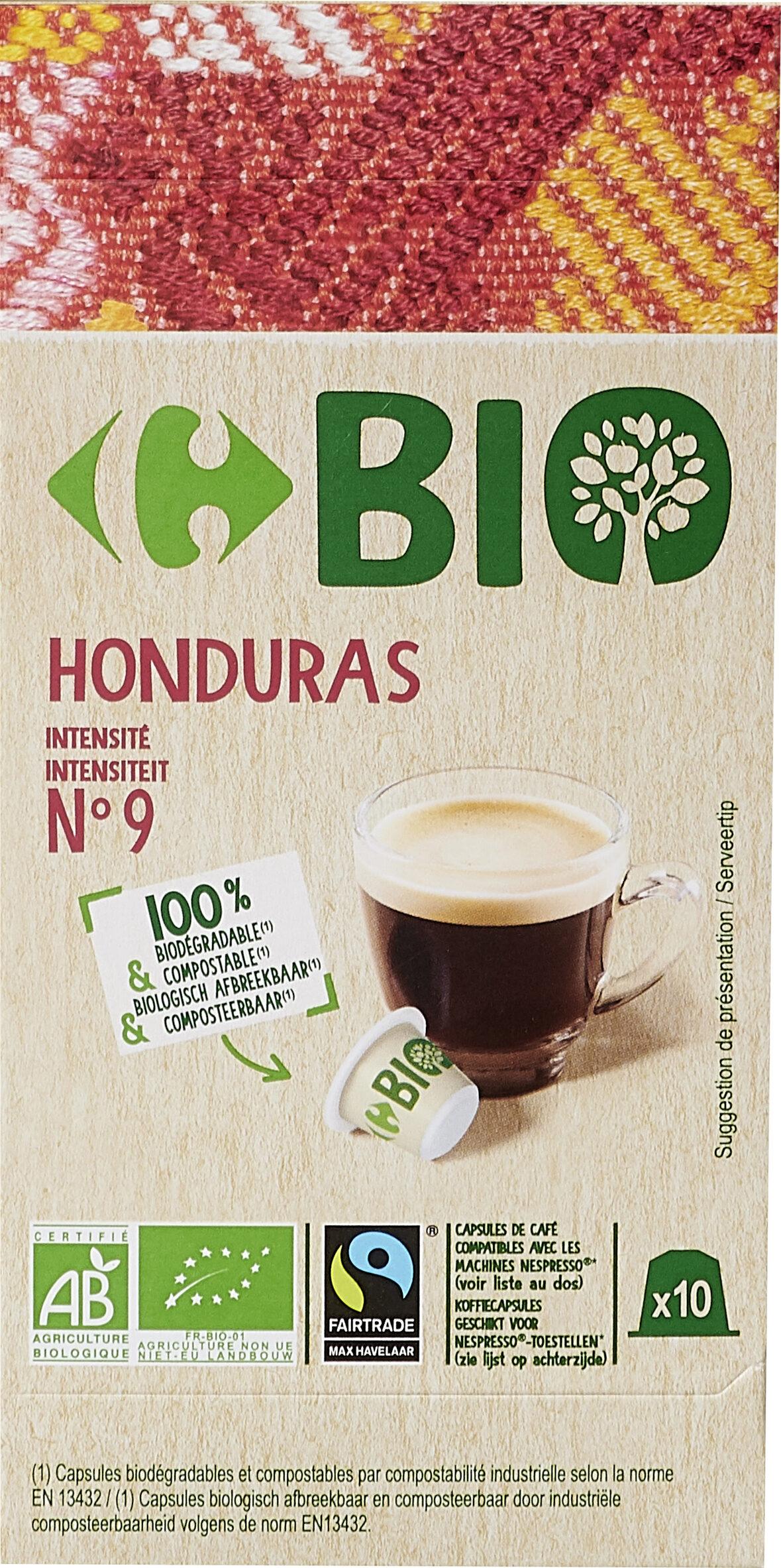 Honduras - Product - fr