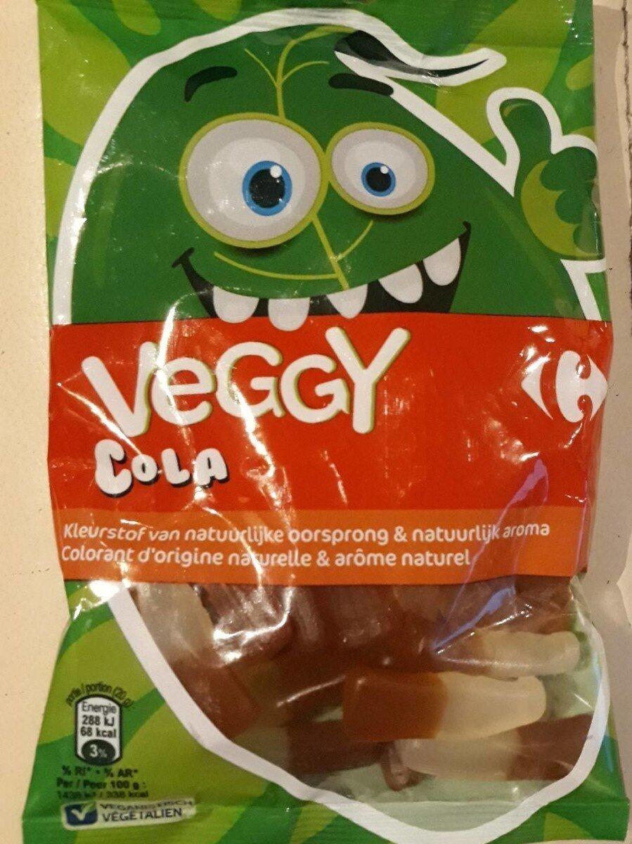 Veggy Cola - Product