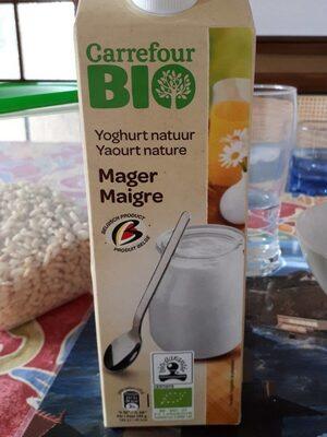 Yogourt maigre - Product - fr