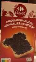 Vermicelles au chocolat fondant - Product