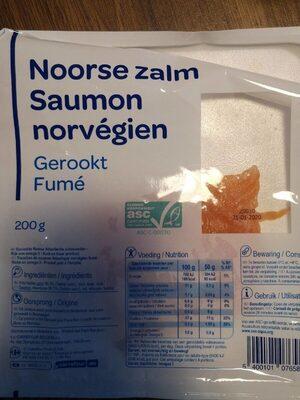Saumon norvégien - Produit - fr