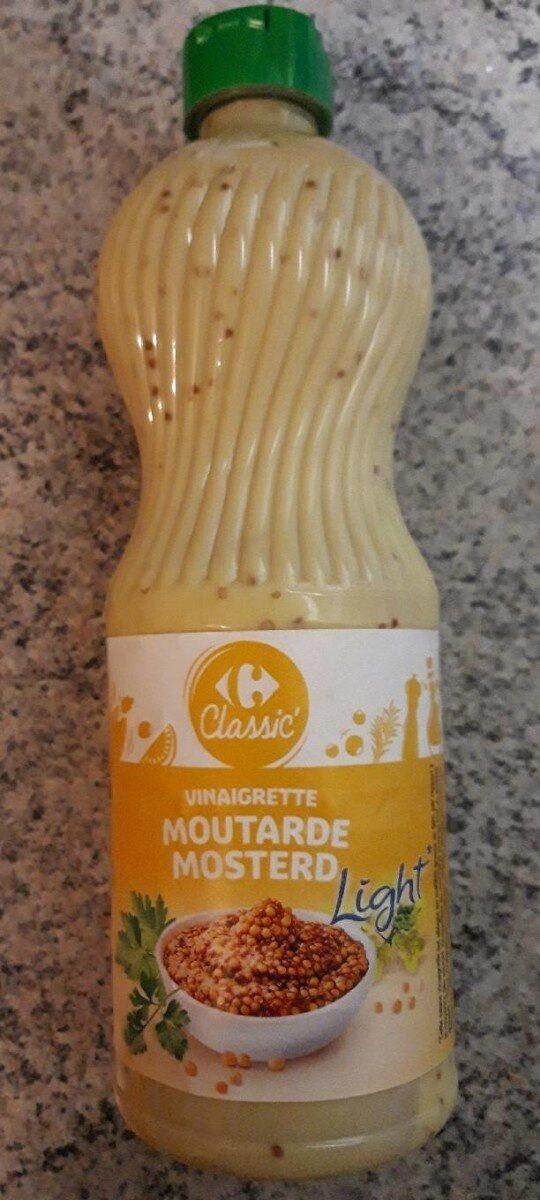 Vinaigrette moutarde light - Produit - fr