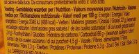 Apero balls - Informations nutritionnelles - fr