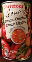 tomaten-groenten soep - Produit - fr
