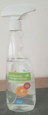 Vinaigre d'alcool - Product - fr