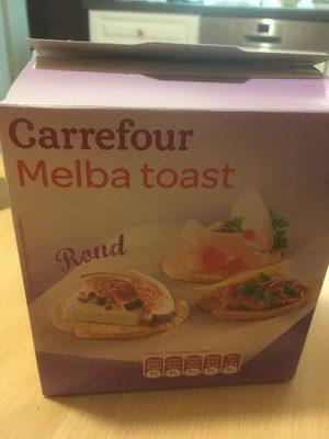 Toast Rond Melba - Product