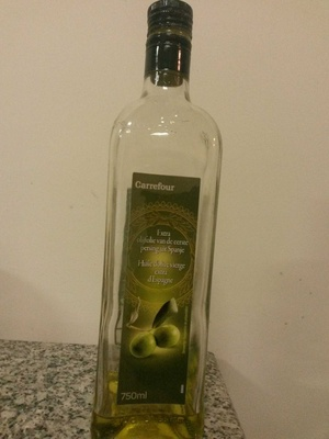 Huile d'olive vierge extra d'Espagne - Product