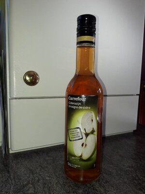 Vinaigre de cidre de Normandie - Product - fr