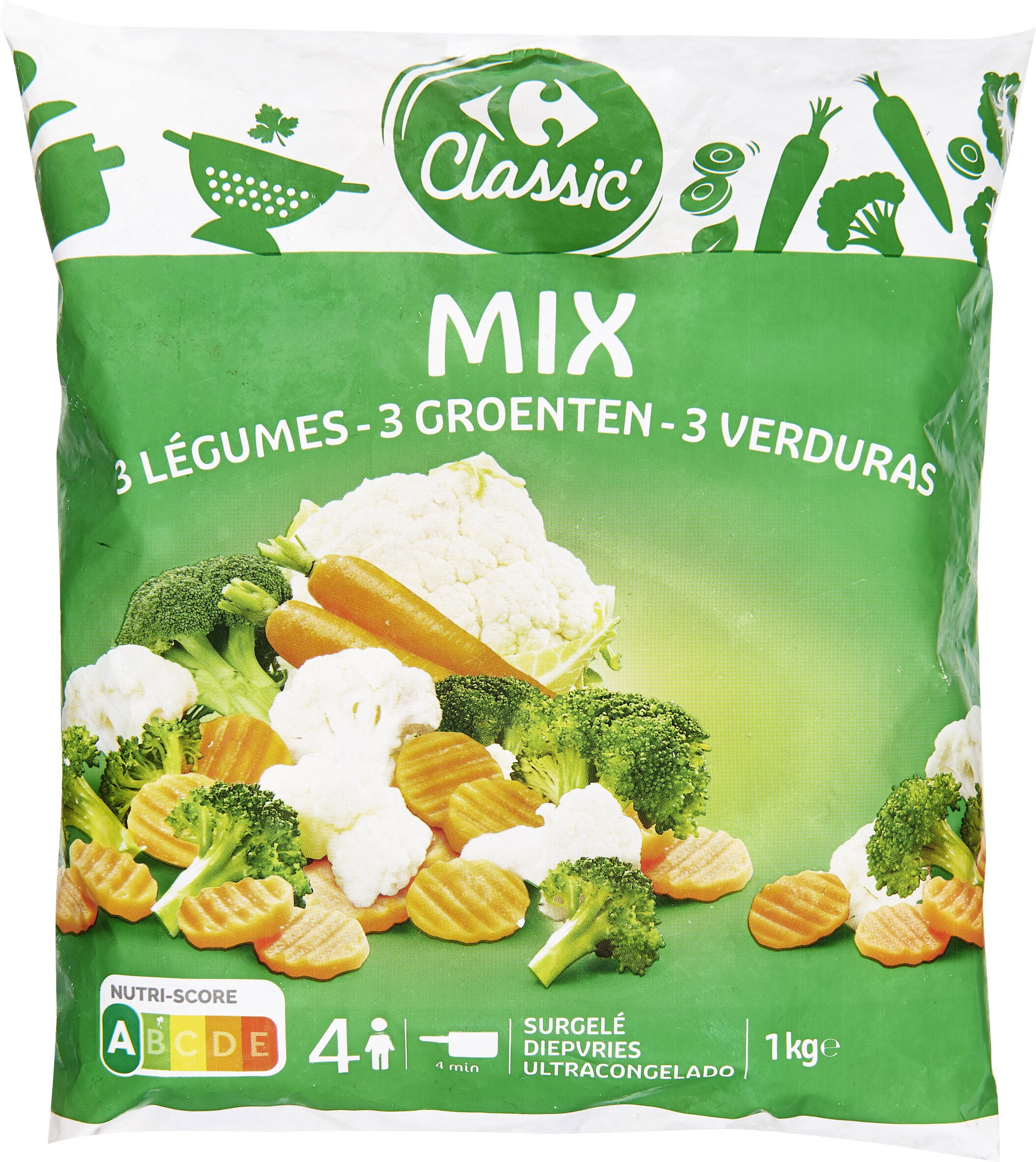 Brocoli Mix - Produit - fr