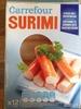 Surimi - Product