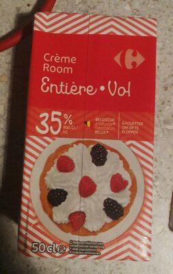 Crème Entière - Product - fr