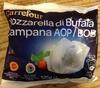 Mozzarella di Bufala Campana AOP/BOB (25% MG) - Product