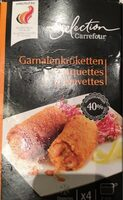 Croquettes de crevettes - Product - fr