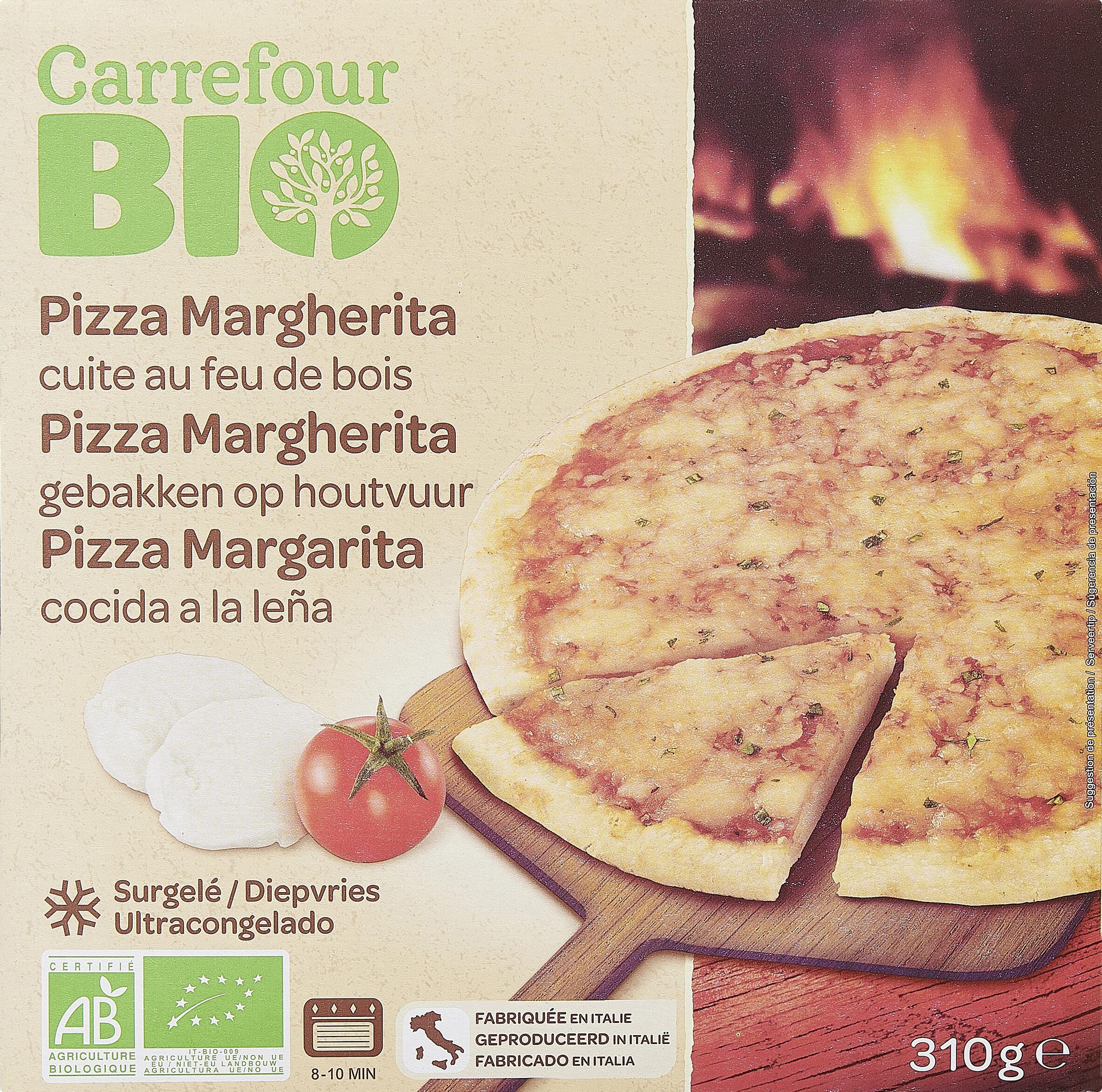 Pizza Margherita - Prodotto - fr