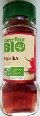 Paprika Bio Carrefour - Produit - fr