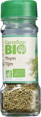 Thym bio en emince - Produit - fr