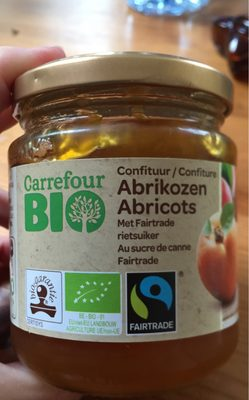 Confiture abricots - 1