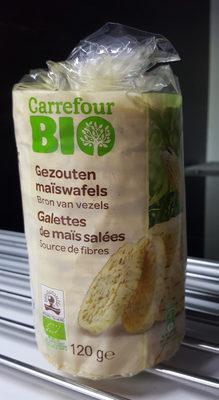 Galettes De Maïs - Product