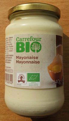 Mayonnaise Bio - Product - fr