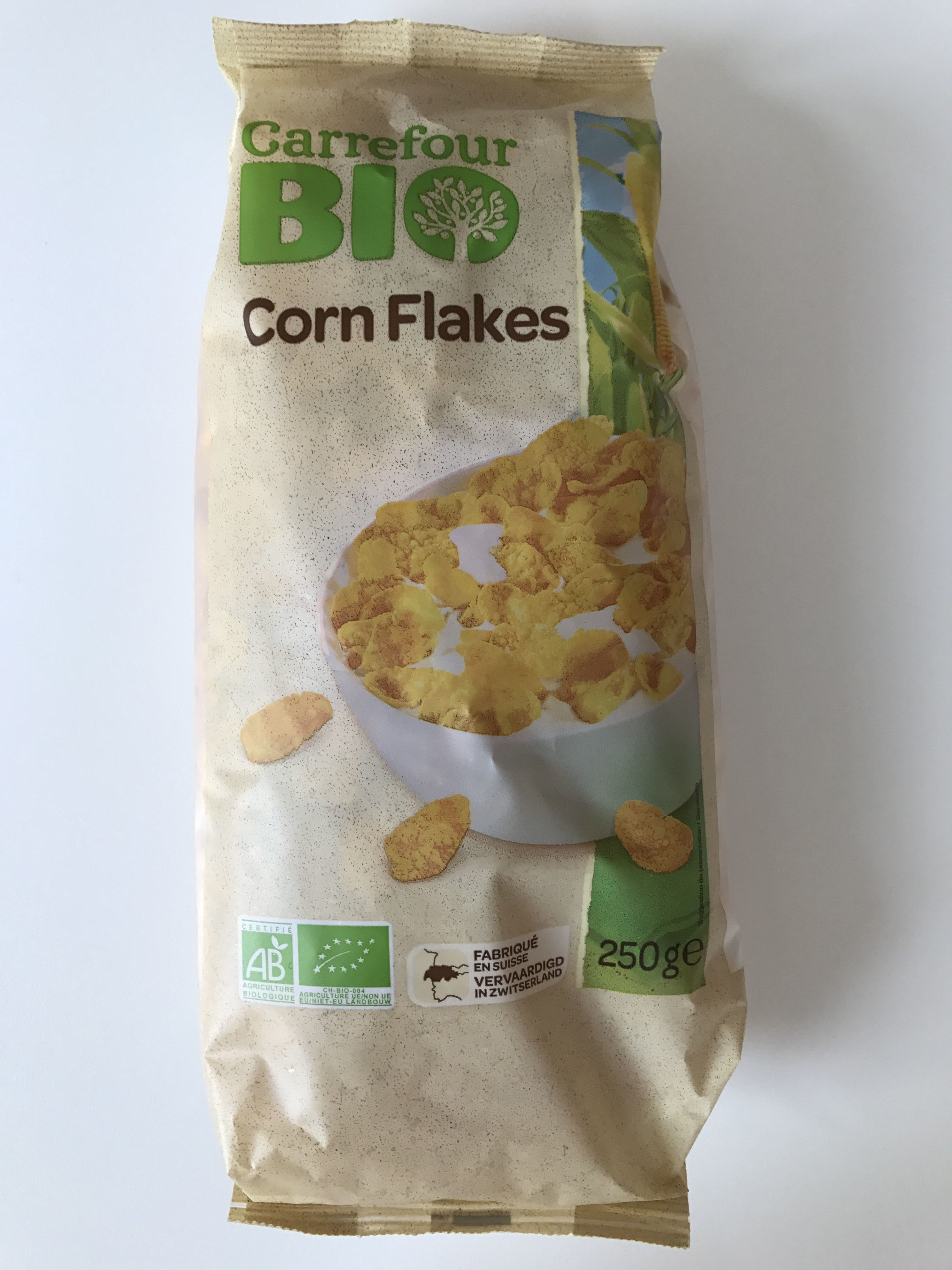 Corn Flakes bio - Produit