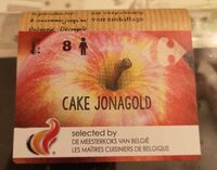 Cake Jonagold - Produit - fr