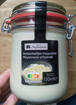 Ambachtelijke mayonaise - Product - nl