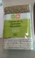 Galettes de riz - Product - fr