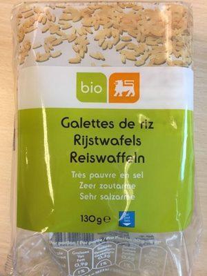Galettes De Riz Bio - Produit
