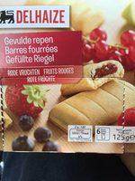 Barres Fourrées - Fruits Rouges - Product