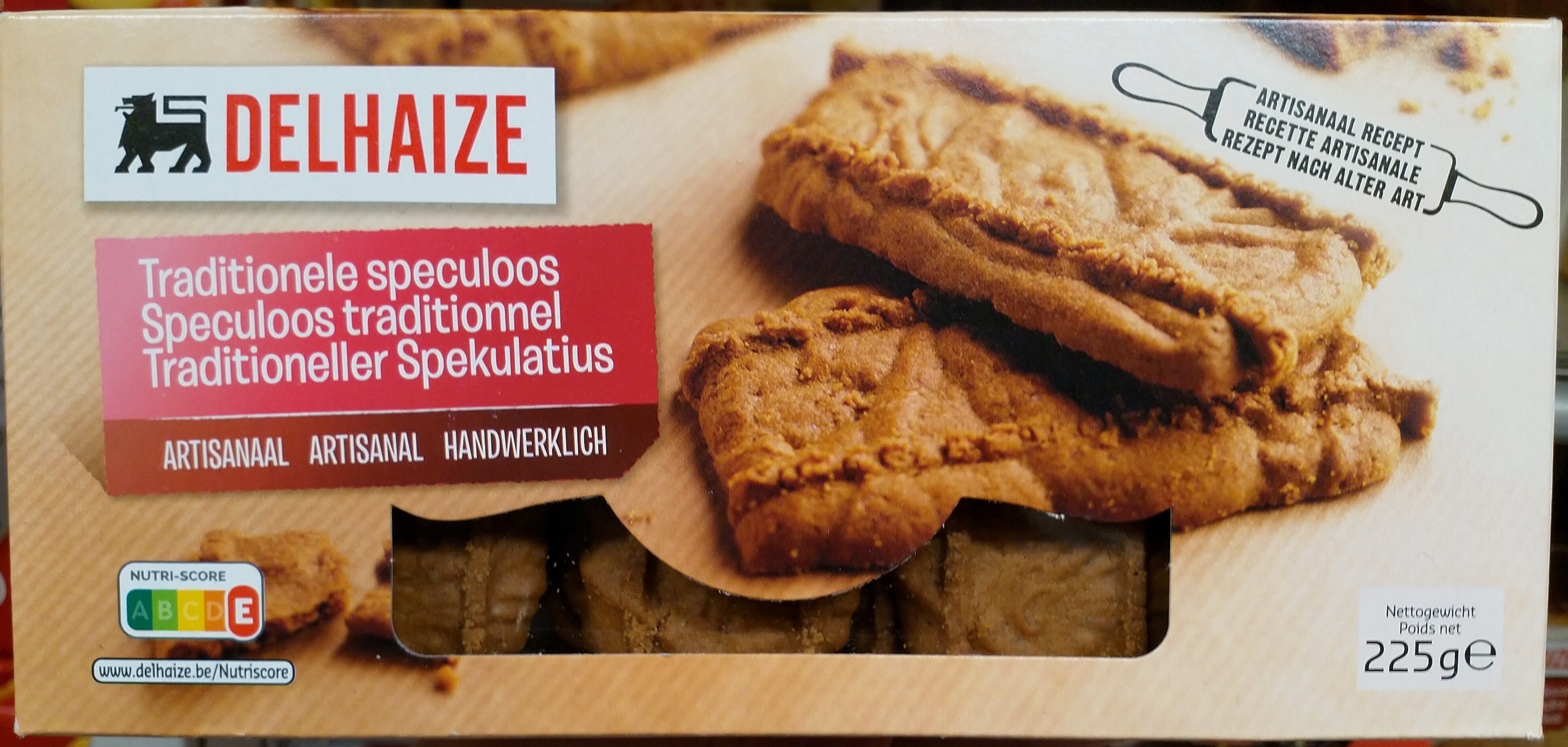 Speculoos traditionnel - Prodotto - fr