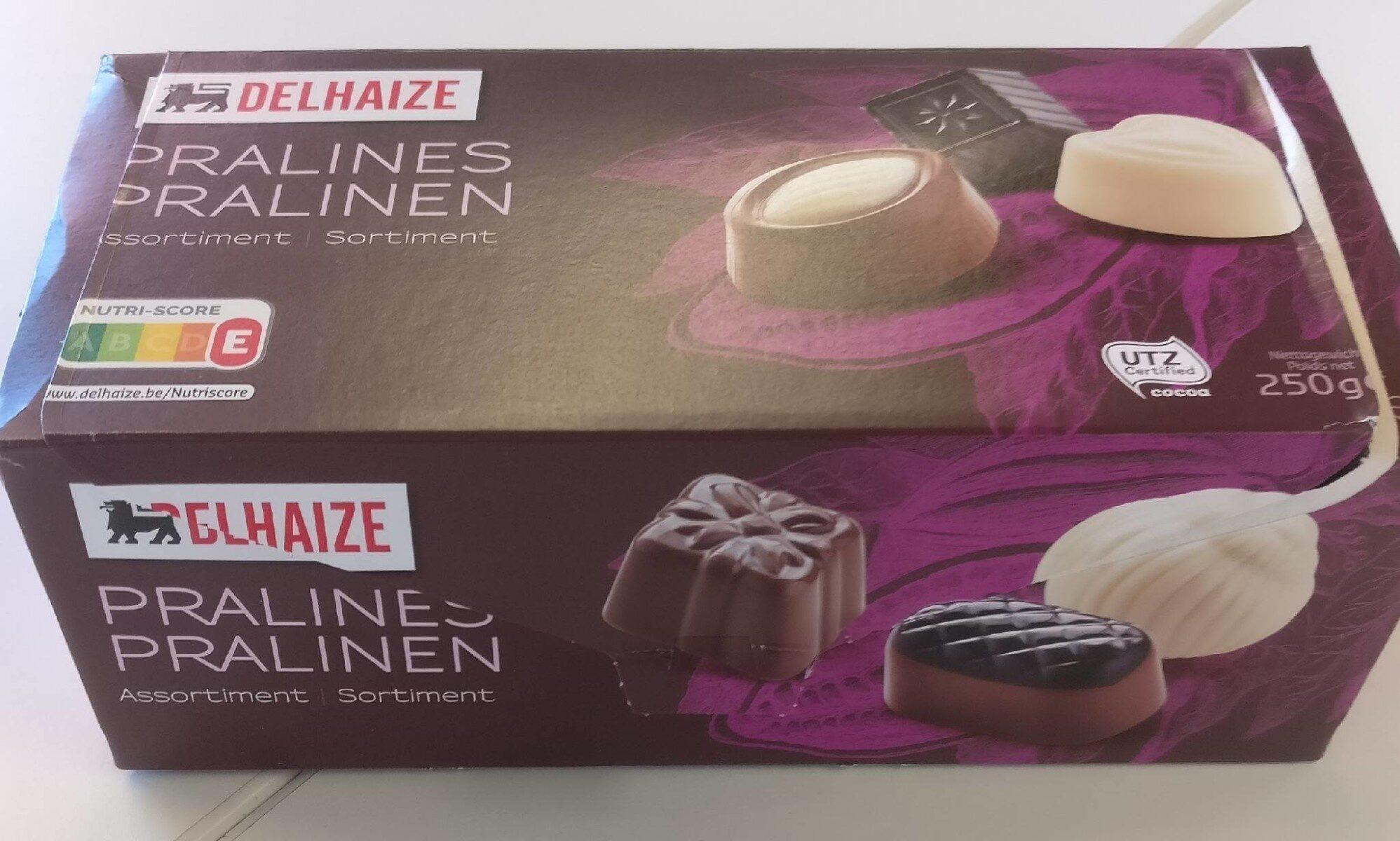 Pralines - Product - nl