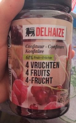 Confiture 4 Fruits - Product - fr