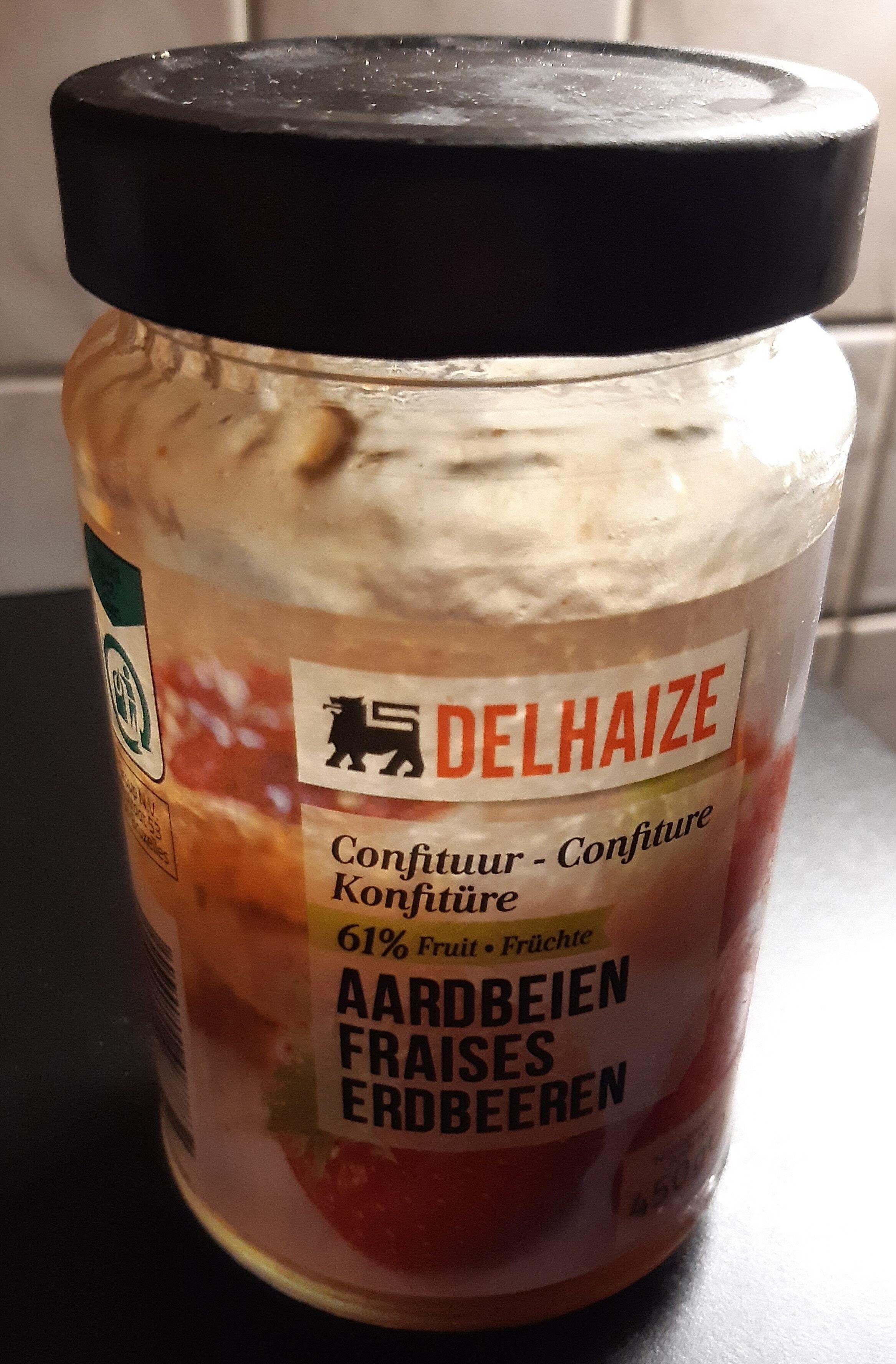 Confiture Fraises - Product - fr
