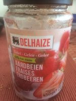 Gelée Fraises - Product - fr