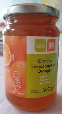 Confiture Orange Bio - Produit