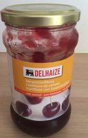 Confiture de cerises avec édulcorant - Product - fr