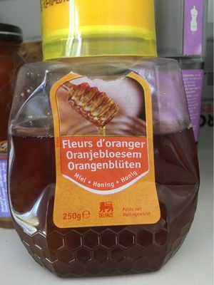 Miel Fleurs d'oranger - Product - fr
