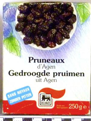 Pruneaux d'Agen sans noyaux - Product