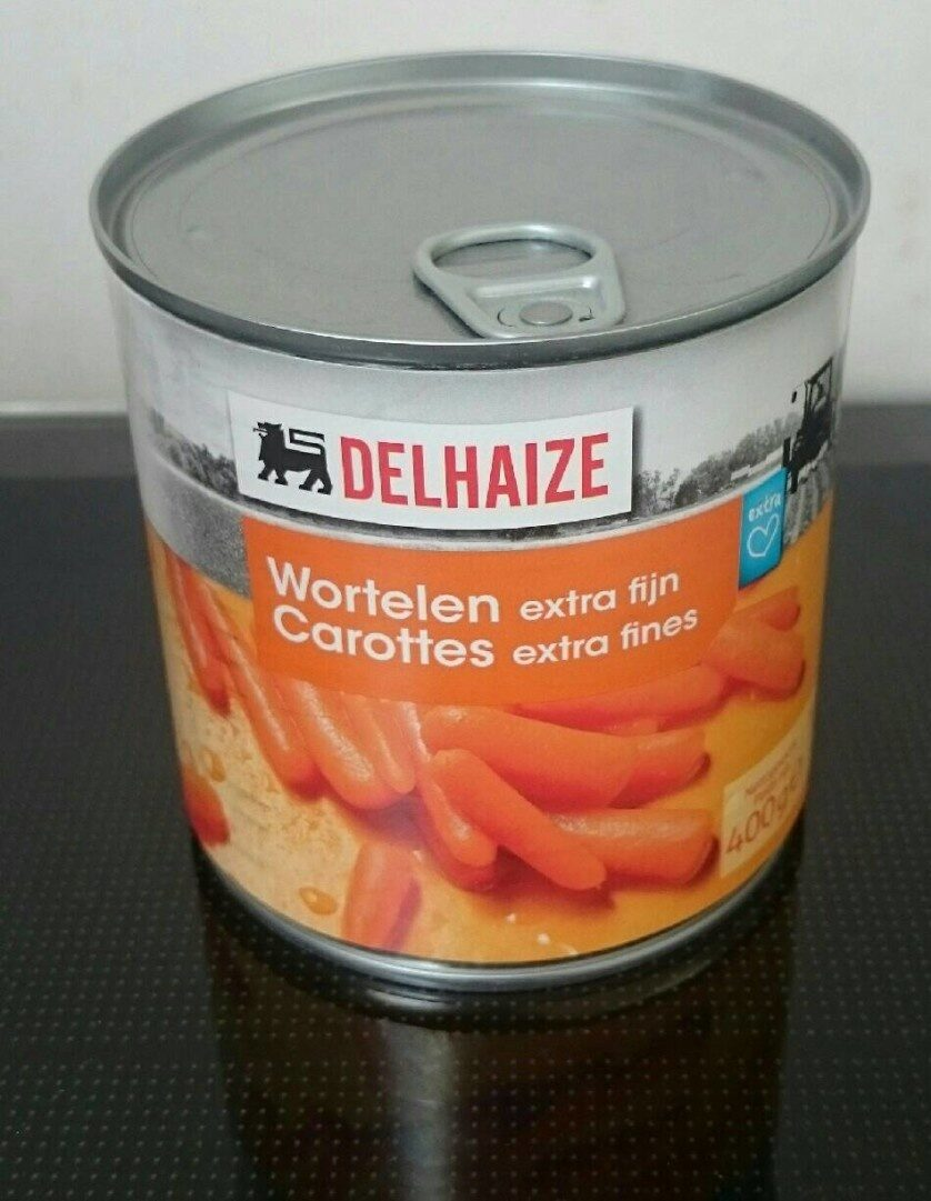 Carottes extra fines - Product - fr