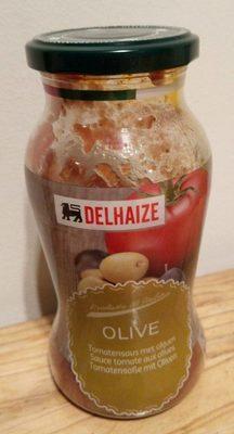 Sauce tomate aux olives - Produit
