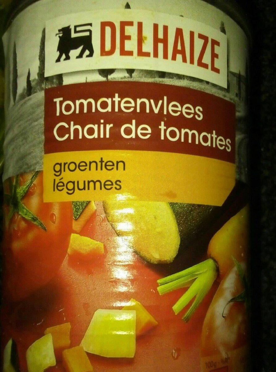 Chair de tomates légumes - Product