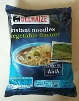 Instant Noodles vegetable flavor - Produit - fr